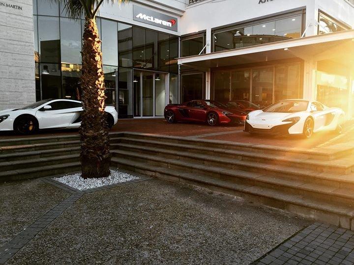 McLaren Cape Town cover