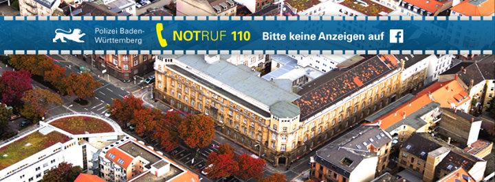 Polizei Mannheim cover