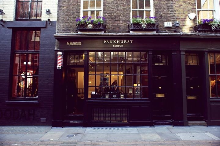 Pankhurst London cover