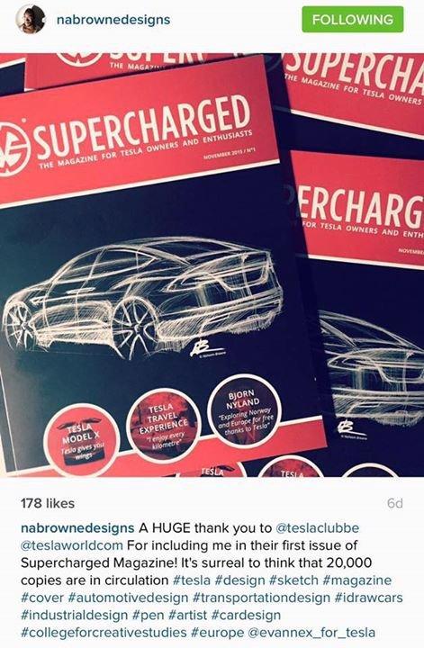 Tesla Owners Club Belgium cover