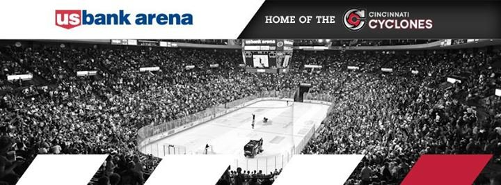 US Bank Arena cover