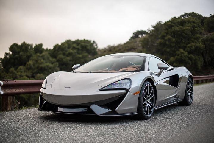 McLaren San Francisco cover