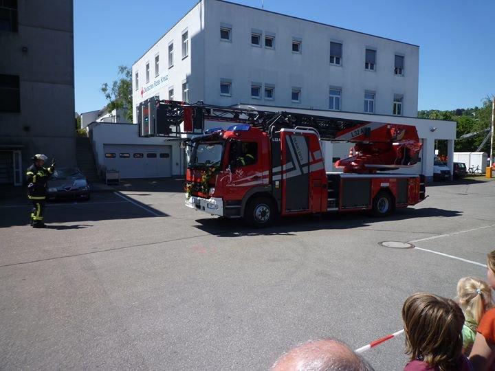 Freiwillige Feuerwehr Lörrach cover