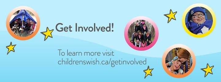 Children's Wish Foundation of Canada cover