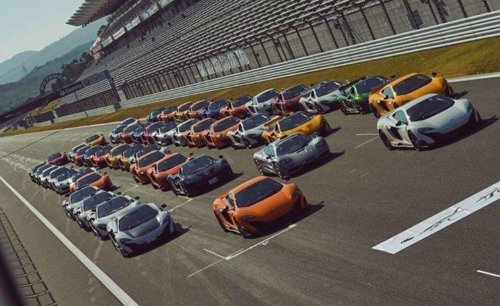 McLaren Tokyo cover