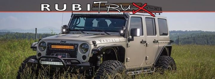 RubiTrux cover