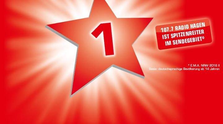 107.7 Radio Hagen cover
