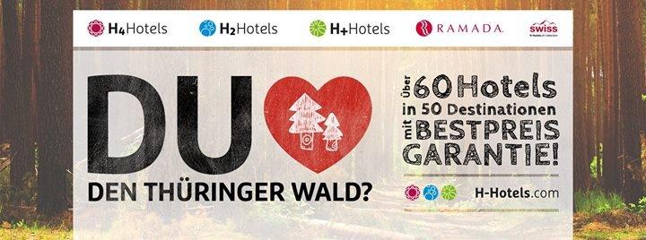 H-Hotels.com - Home of Hospitality cover
