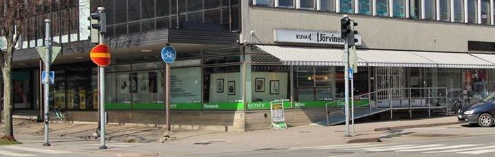 Kuva-Järvinen cover