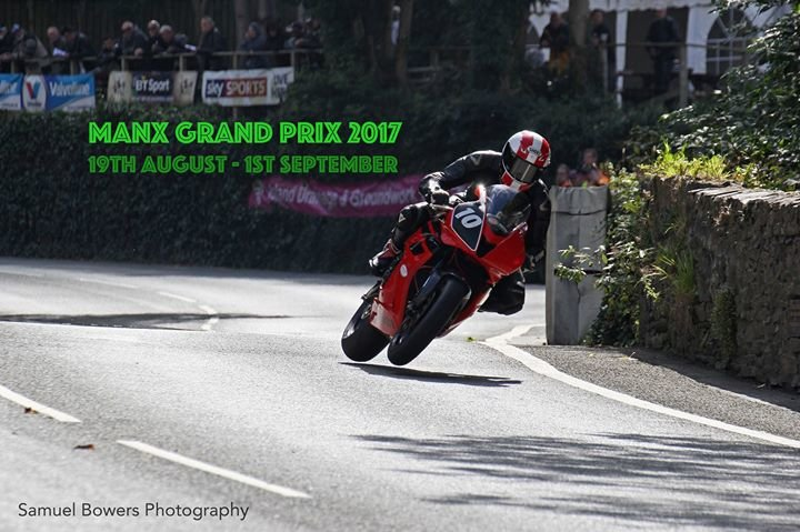 Manx Grand Prix - Official Fanpage cover