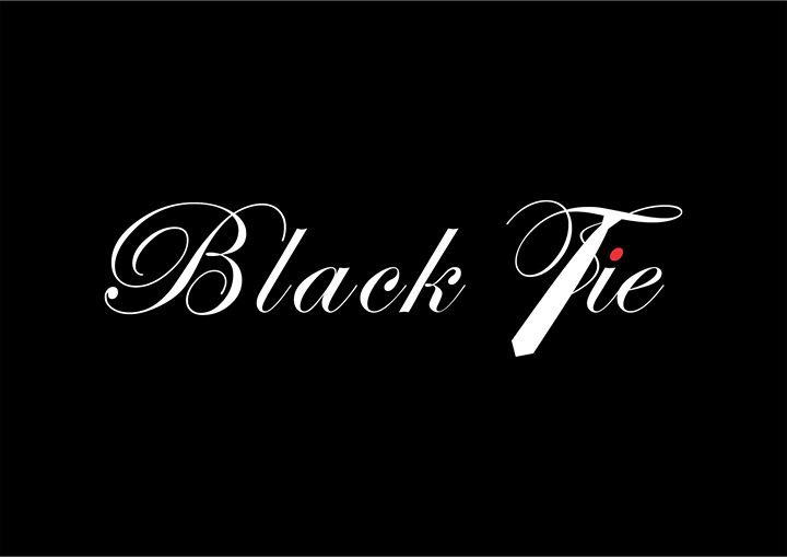 BLACK TIE cover