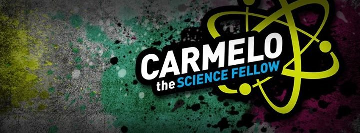 Carmelo the Science Fellow cover