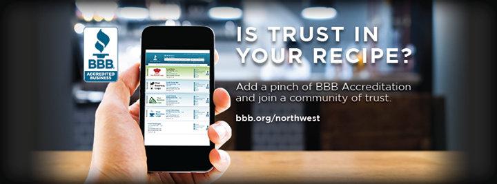 Better Business Bureau Northwest Serving Western Washington cover
