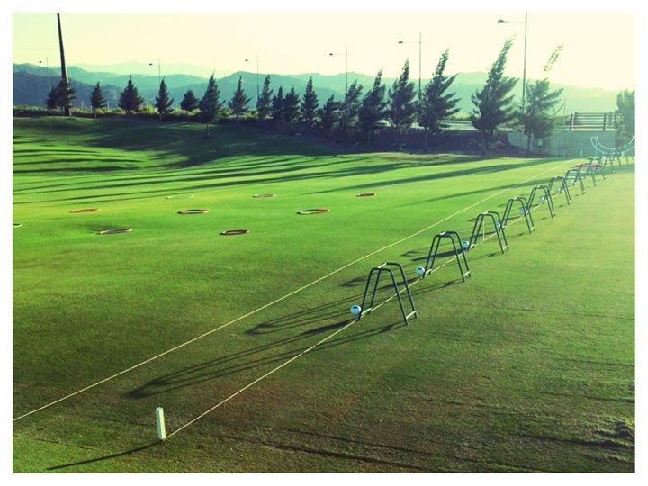 Jason Floyd Golf Academy cover