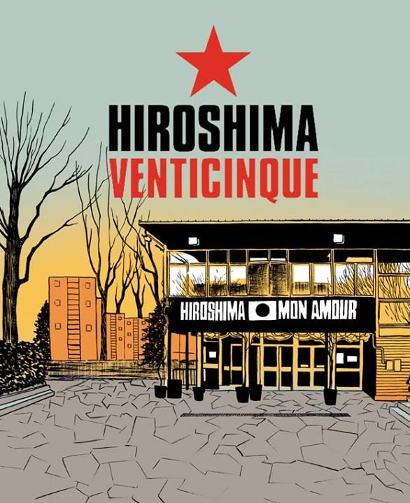 Hiroshima Mon Amour cover