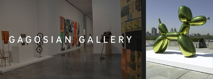 Gagosian Gallery cover