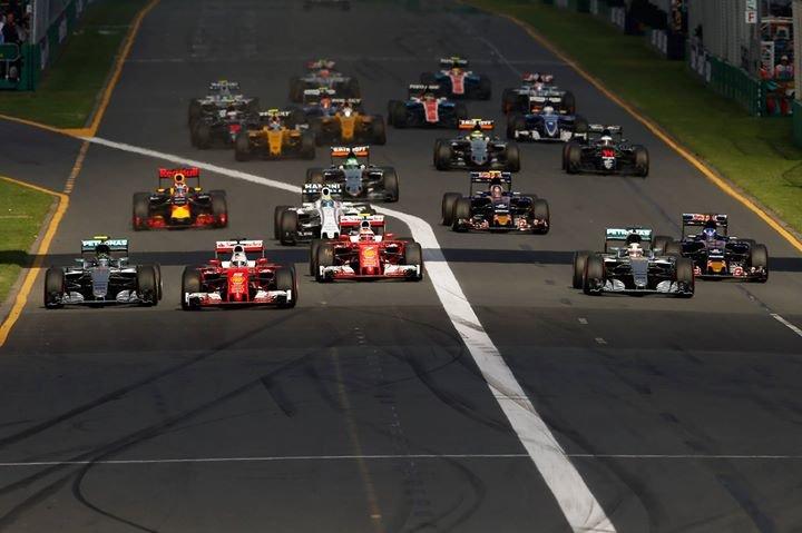 Australian Grand Prix cover