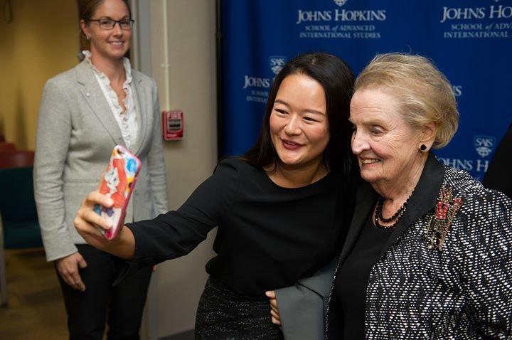 Johns Hopkins School of Advanced International Studies | SAIS cover