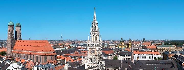 München Rathaus cover