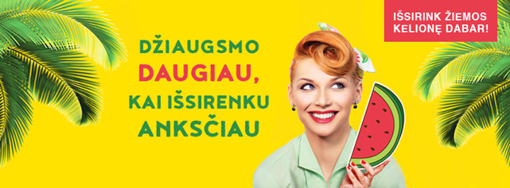 Tez Tour Lietuva cover
