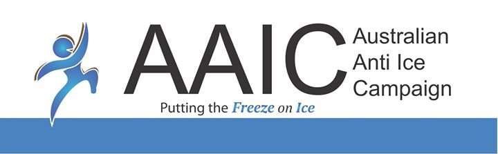 Australian Anti Ice Campaign cover