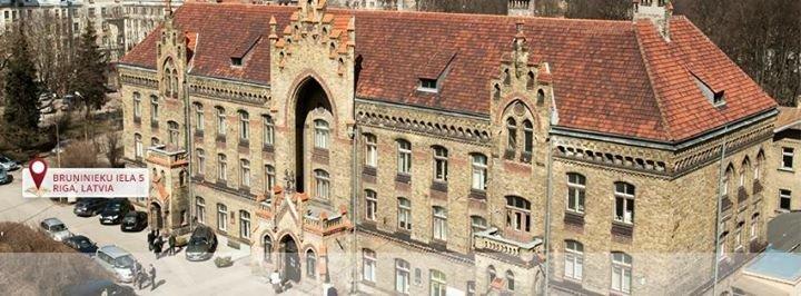 SIA Rīgas 1. slimnīca cover