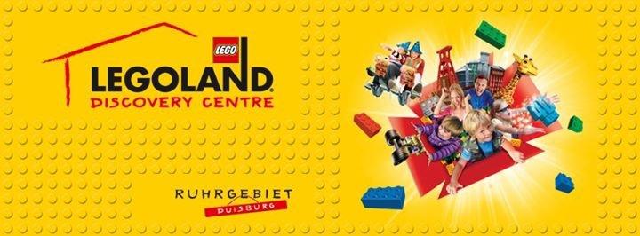 LEGOLAND Discovery Centre Duisburg cover