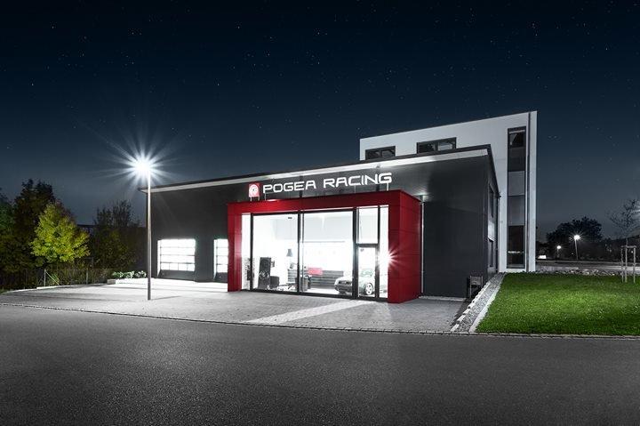 Pogea Racing GmbH cover
