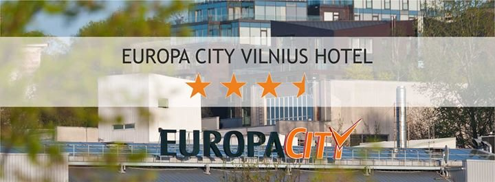 Europa City Vilnius cover
