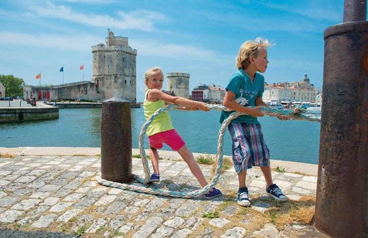 La Rochelle Tourisme cover