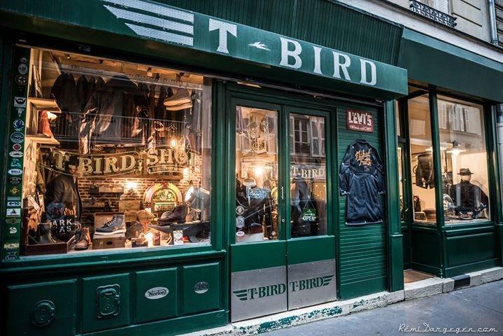 =T-Bird= cover