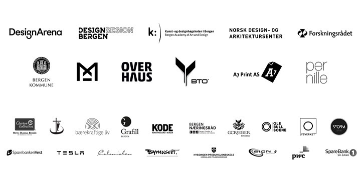 Bergen Design Festival cover