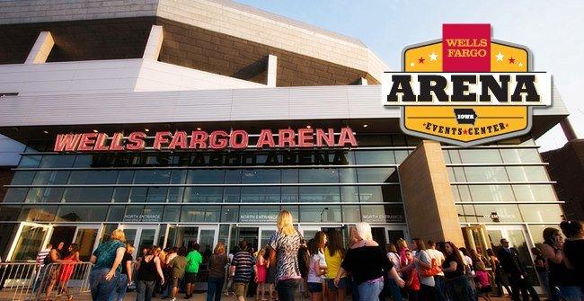 Wells Fargo Arena cover