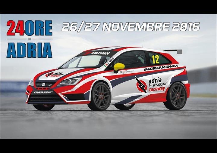 Adria International Raceway cover