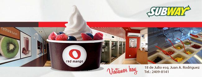 Red Mango Uruguay cover