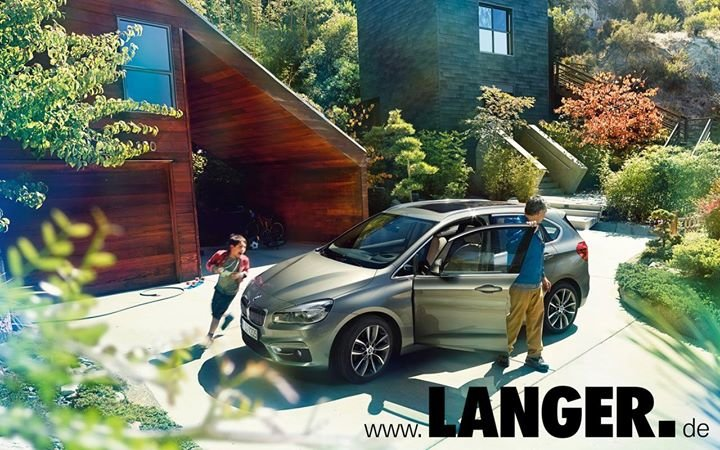 Autohaus Langer Gruppe cover