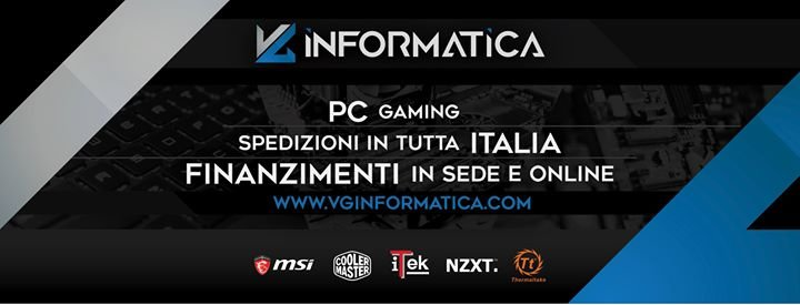 VG Informatica - PC Gaming & Components Torino cover