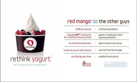 Red Mango - Vienna cover