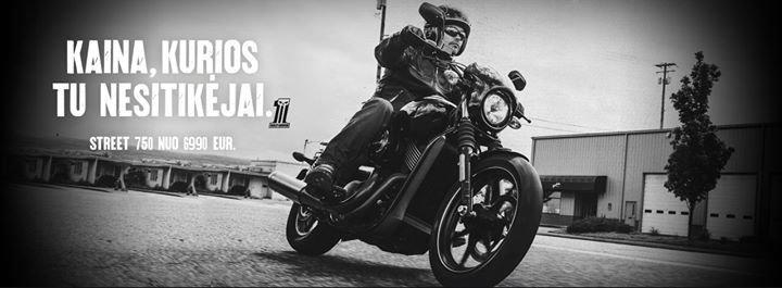 Harley-Davidson Lietuva cover