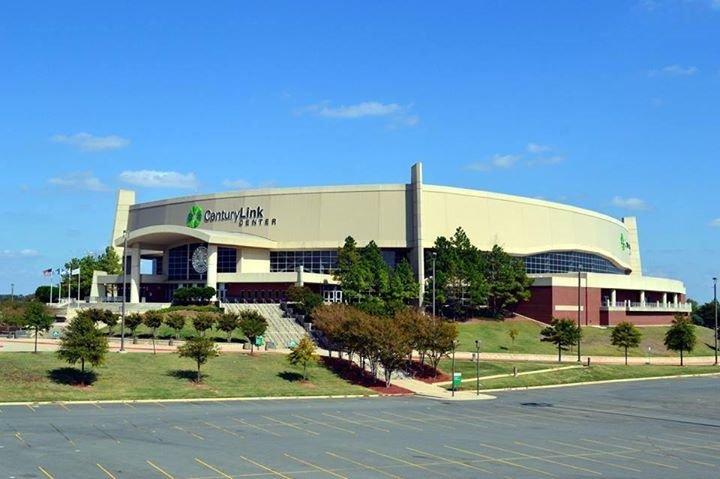 CenturyLink Center cover