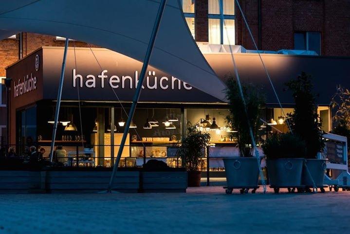 Hafenküche Berlin cover