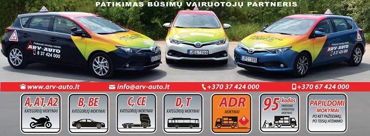 ARV-Auto cover