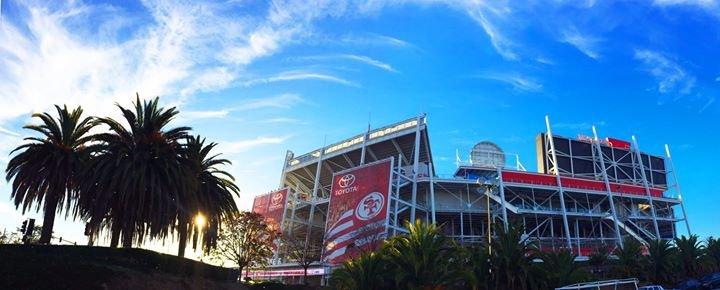 Levi's Stadium cover
