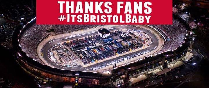 Bristol Motor Speedway cover