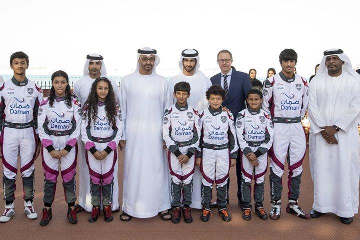 Abu Dhabi Racing cover