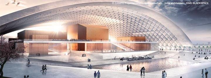 Die Resonanz: Paketposthalle - ein Konzertsaal für München cover
