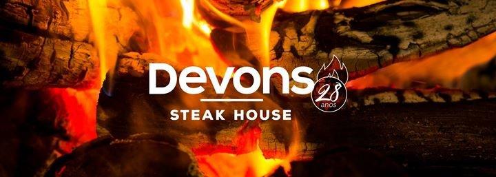 Devons Steak House cover