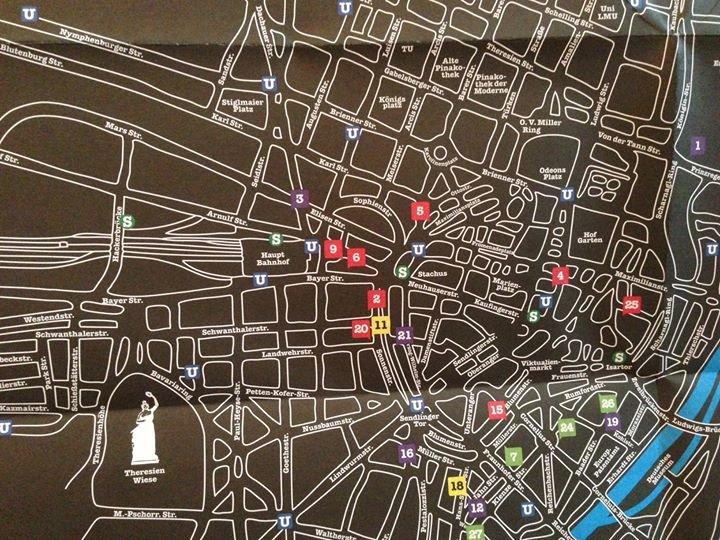 SPY - Info für München cover