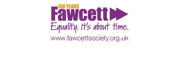 The Fawcett Society - Official cover