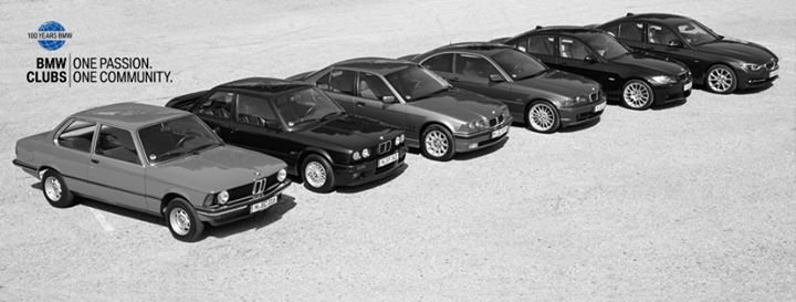 BMW Car Club Uruguay cover
